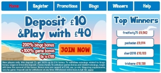 Review of BBQ Bingo's games, bonuses and services