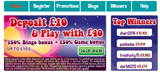 Review of Beatle Bingo's games, bonuses and services