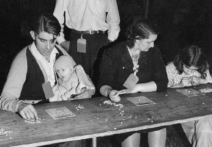 Do you know what are the origins of bingo?