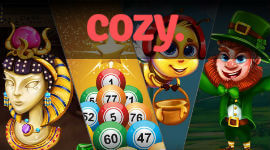 Bingo games provided by Cozy
