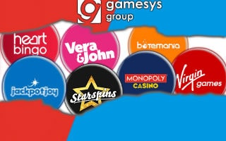 Gamesys' brands