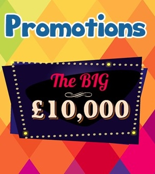 Hearts Bingo customers can enjoy a variety of bonus offers