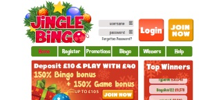 Review of Jingle Bingo's games, bonuses and services