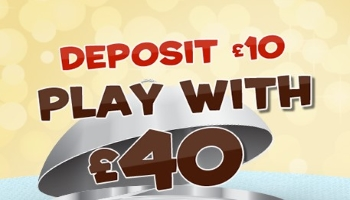 Generous welcome bonus is given by Tasty Bingo to all new customers