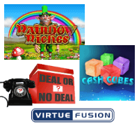 Virtue Fusion offers exclusive themed bingo games