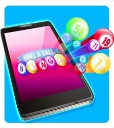 You can play all of the bingo games at YAY mobile platform